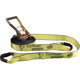 Elephant Slacklines Rookie Flash'Line 15m Neon